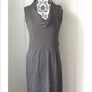 Ann Taylor size 12 Gray Dress NWT